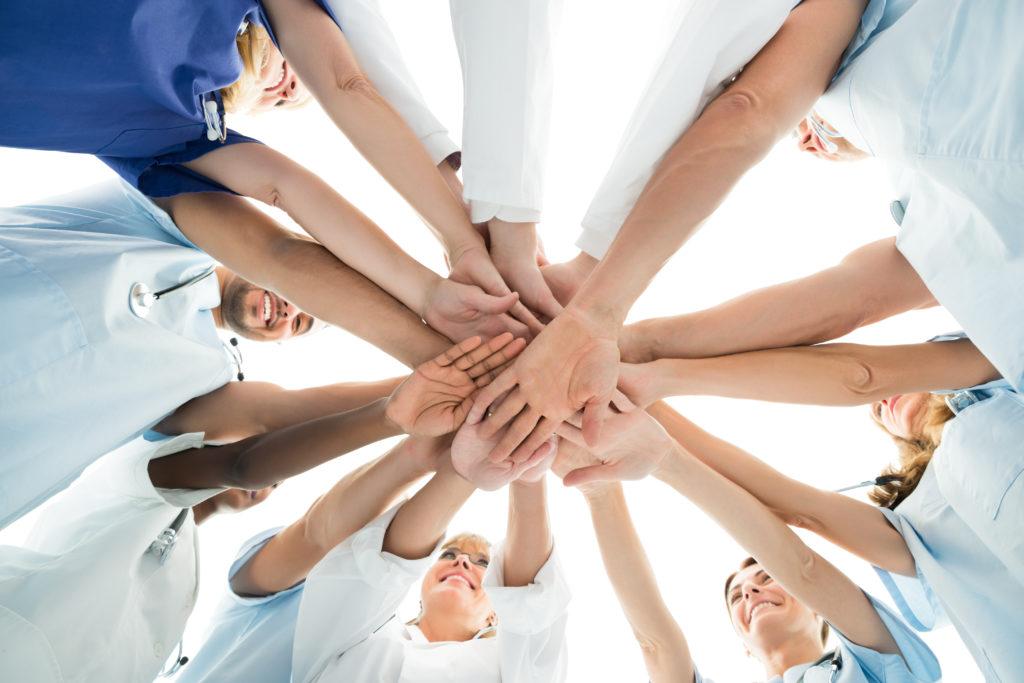 Team - Gastvrij Werken klantbeleving gastvrijheid patiënt tevredenheid patiëntgerichtheid