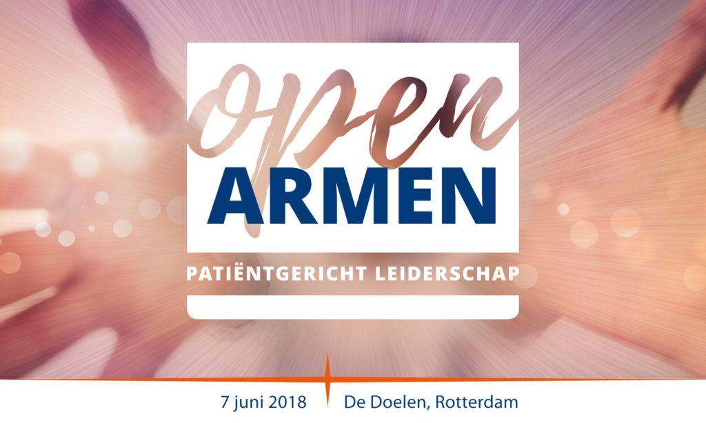 Open Armen - Gastvrij Werken klantbeleving gastvrijheid patiënt tevredenheid patiëntgerichtheid