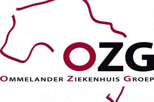 Logo OZG - Gastvrij Werken klantbeleving gastvrijheid patiënt tevredenheid patiëntgerichtheid